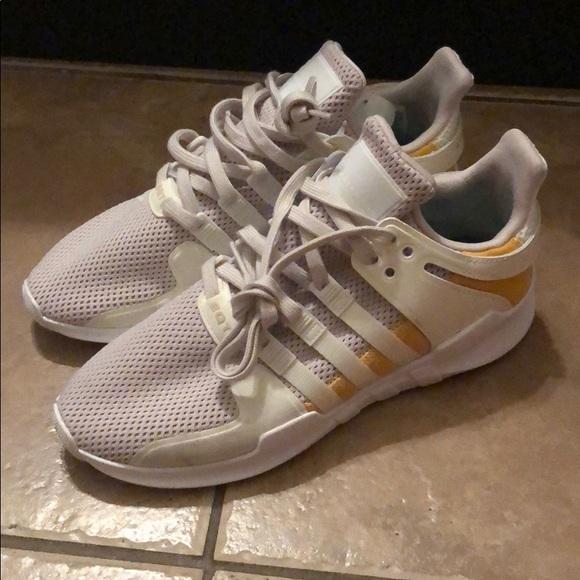 quality design 11fd2 b781e Mens Adidas EQT support ADV off white AC7141